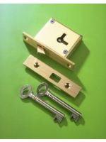2 1/2'' Mortice Sliding Door Lock No.85